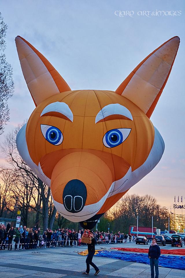 Ballonglühen 2016